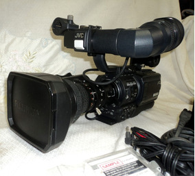 Filmadora Jvc Pro Hd Gy-hd110