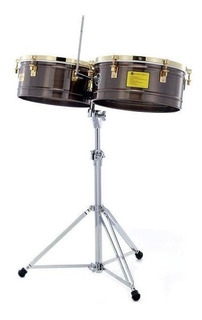 Timbal Lp Latin Percussion Lp257-kp 14 15 , Karl Perazzo