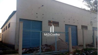 Galpão Para Alugar, 680 M² Por R$ 8.950/mês - Cidade Industrial Satélite De São Paulo - Guarulhos/sp - Ga0141