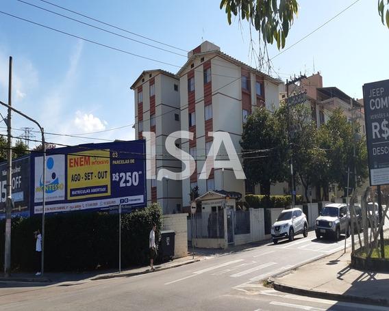 Aluga Excelente Apartamento Vila Jardini Com 53 M² Contendo 2 Dormitor, Sala De Tv Conjugada Com Cozinha, Banheiro, 1 Vaga De Garagem - Ap02028 - 34125425