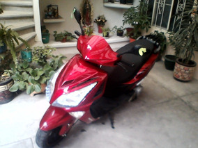 Italika Gs150cc Elite Red
