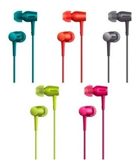 Audifono Auricular Con Microfono Manos Libres Sellado Tienda