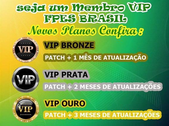 Plano Prata Patch Fpes Brasil P/ Pes 17 Pc Via Download