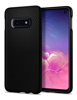 Capa Spigen | Samsung Galaxy S10e | Liquid Air Matte Black