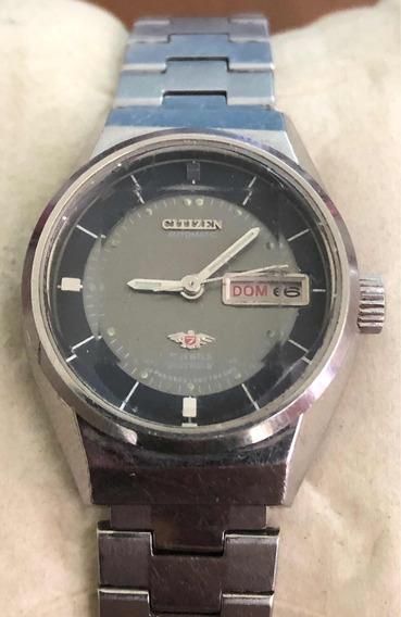 Reloj Vintage Para Dama Marca Citizen