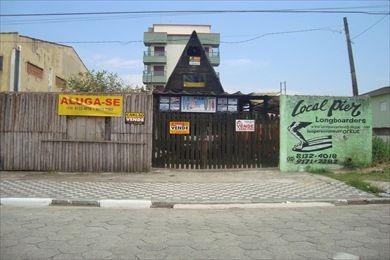 Salão Comercial Em Mongaguá, Frente A Plataforma! - N2857