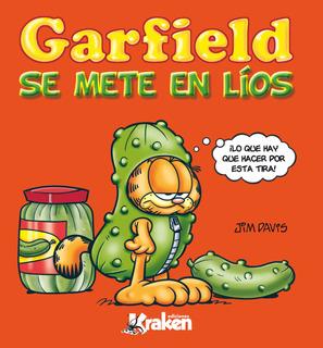 Garfield Se Mete En Líos, Jim Davis, Kraken