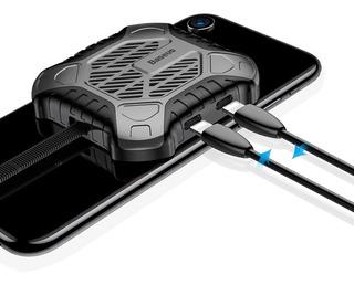 Cooler Resfriamento + Audio Radiator Baseus X-men iPhone Top