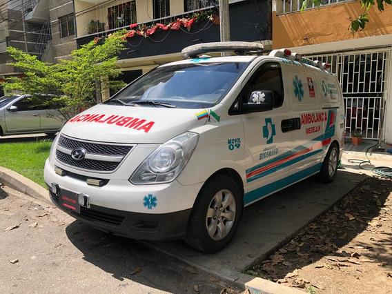 Hyundai H1 Ambulancia 2013