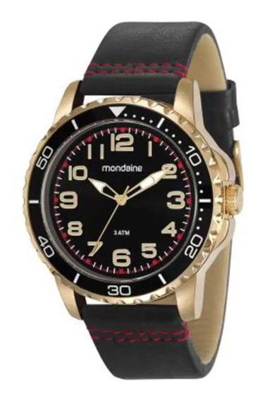 Relógio Mondaine Masculino 76710gpmvdh2, C/ Garantia E Nf