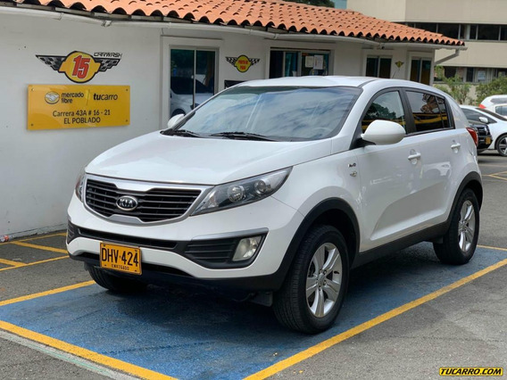 Kia New Sportage Revolution Mt 2000 4x4
