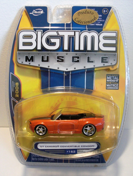 02 Minis 1/64 Jada Big Time Muscle 07