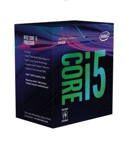 (3147)cpu Intel Core I5-8600 3.1ghz 9mb Lga1151 8ª Geração