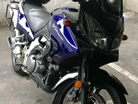 Vendo Excelente Moto Suzuki Vstrom Dl1000 Mod 2004