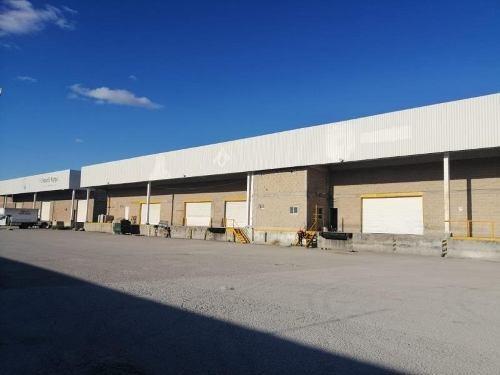 Bodega Industrial En Renta Ciudad Industrial