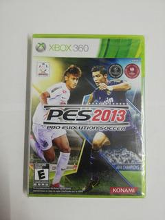 Juego Pes 13 Xbox 360 Nuevo Original