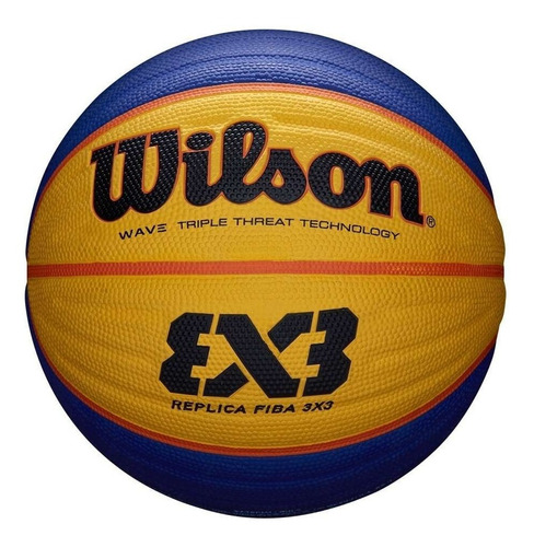 Balon Wilson Basketball3x3 Replica - Balon Wilson Basketball