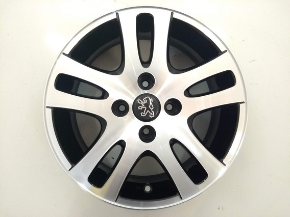 4 Rodas Aro 15 Peugeot 206 207 208 306 307 308 405 406 Hatch
