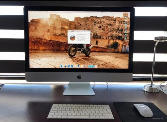 iMac 27 5k Late 2015 I5 3.2ghz 24gb Ram 2gb Video 1tb Sshd