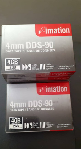 Cinta Imation 4mm Dds-90 Data Tape
