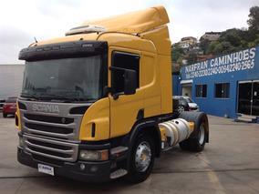 Scania P 124 360 4x2 2013