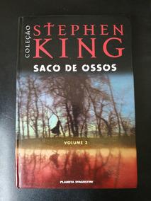 Coleção Stephen King Saco De Ossos Parte 2