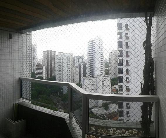 Apartamento Em Tamarineira, Recife/pe De 72m² 3 Quartos À Venda Por R$ 380.000,00 - Ap172767
