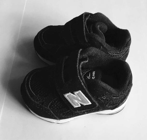 Zapatillas Bebé New Balance Talle 2 Us Nuevas Oferta
