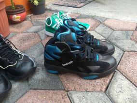 Tenis Reebok Shaq Attaq 28.5cm Jordan Nike Pippen Uptempo