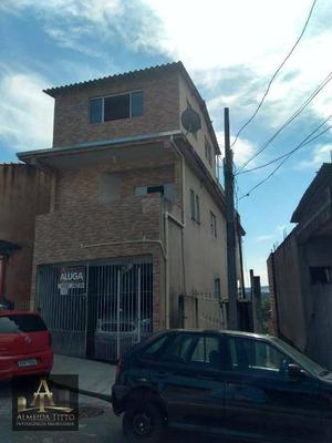 Alugo Lindíssima Casa Em Barueri Bairro Jardim Tupã!! - Ca1011
