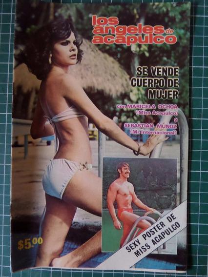 Revista Antigua Fotonovela Vedets Los Angeles De Acapulco 78