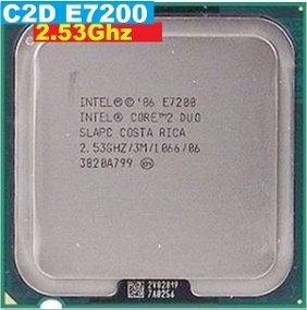 Processador Intel Core 2 Duo E7200 2.536 Ghz Lga775