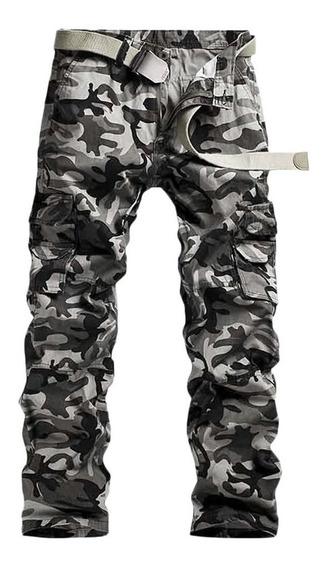 Pantalon Multibolsillos Hombre Mercadolibre Com Mx