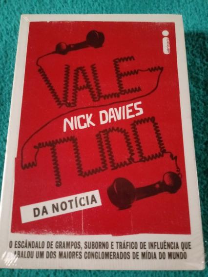 Livro Vale-tudo Da Notícia - Nick Davies - Novo - Intrinsec