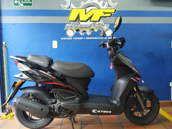 Agility Rs 125 2013 Papeles Nuevos!!