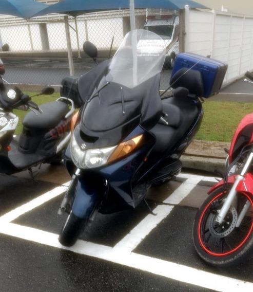 Suzuki Burgman 400 Vendo Ou Troco