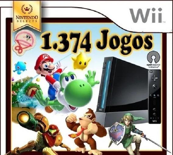 Download 1246 Jogos De Nintendo Wii Com 2,1tb Total