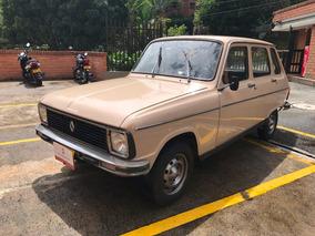 Renault 6 1.300cc 1979 Export