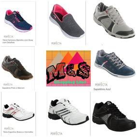 Sapatos E Sapatenis Original Colado E Costurado
