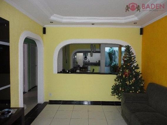 Casa Residencial Em Campinas - Sp, Jardim Tupi - Ca00376