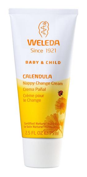 Weleda Baby Calêndula - Creme Para Assaduras 75ml