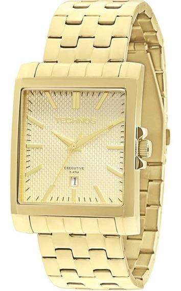 Relógio Technos Masculino Classic Executive 2115koz/4x