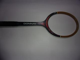 Raqueta Tenis Donnay Bjon Borg Antigua De Coleccion