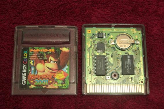 Donkey Kong Original Para Game Boy Color Nintendo