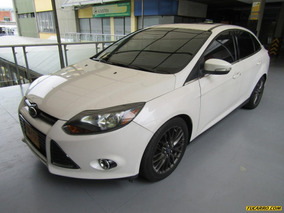 Ford Focus Titanium Flex Fuel