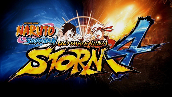 Naruto Shippuden Ultimate Ninja Storm 4 Steam Offline