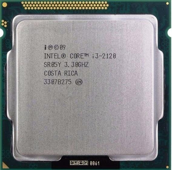 Processador Intel Core I3 2120 - 3.30 Ghz - Usado