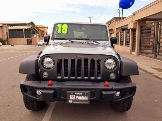 Jeep Wrangler Unlimited 4x4 2018