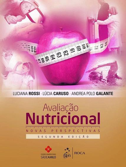 Avaliação Nutricional - 2ª Ed. 2015