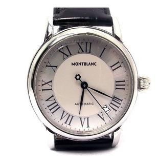 Reloj Pulsera Hombre Montblanc Meisterstuck 7042 Automatico